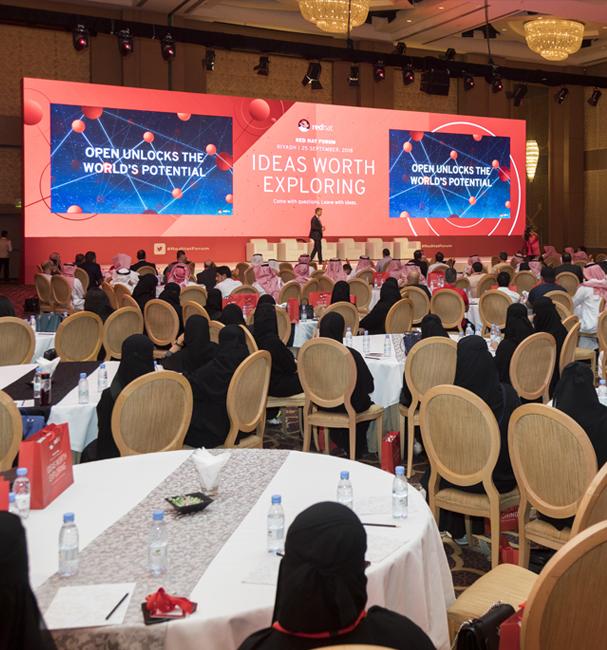 Red Hat Forum 2018