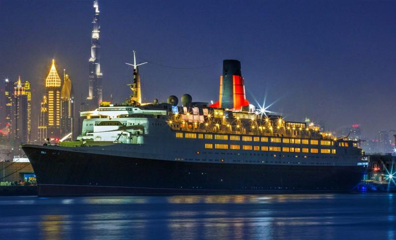 Spectrami Executive Dinner - Queen Elizabeth Ship